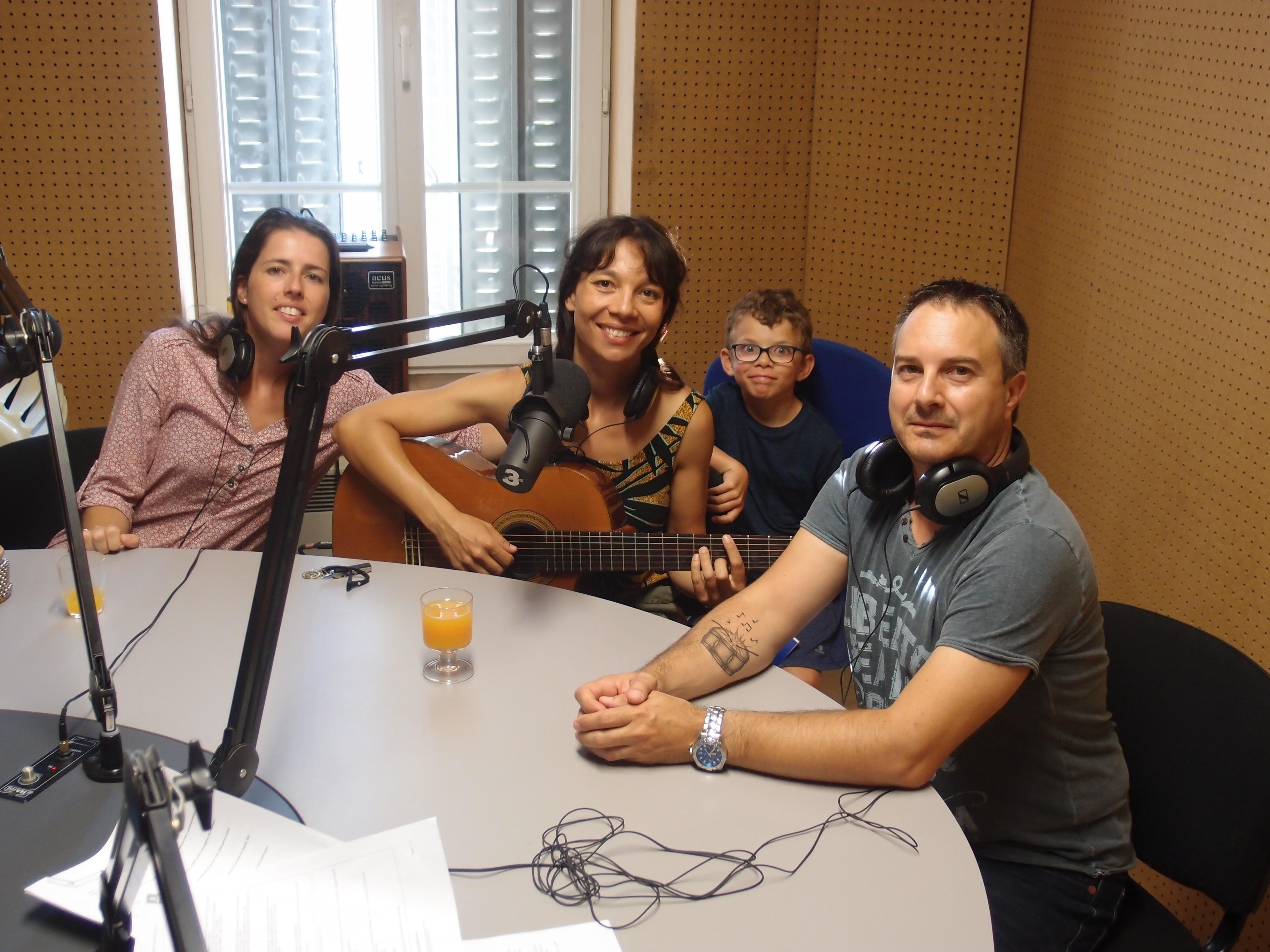 Les Michelines dans Radio Ziko Thérapie