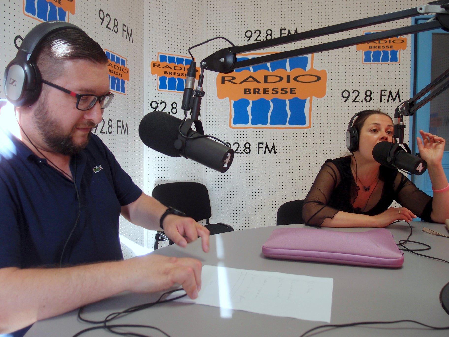 Sandrine Dubois en live dans Radio Ziko Thérapie