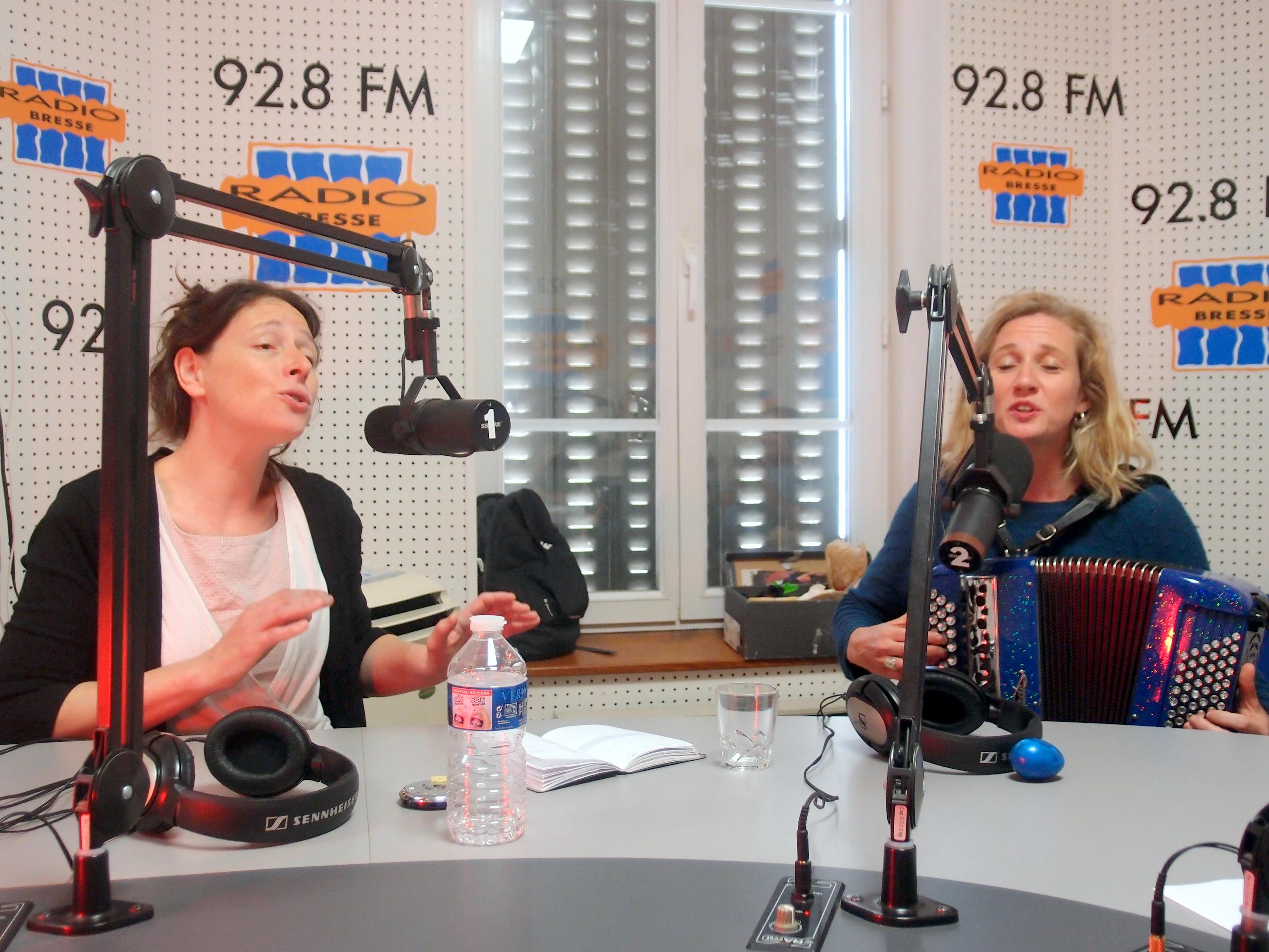 Les folles de Léon en live dans Radio Ziko Thérapie