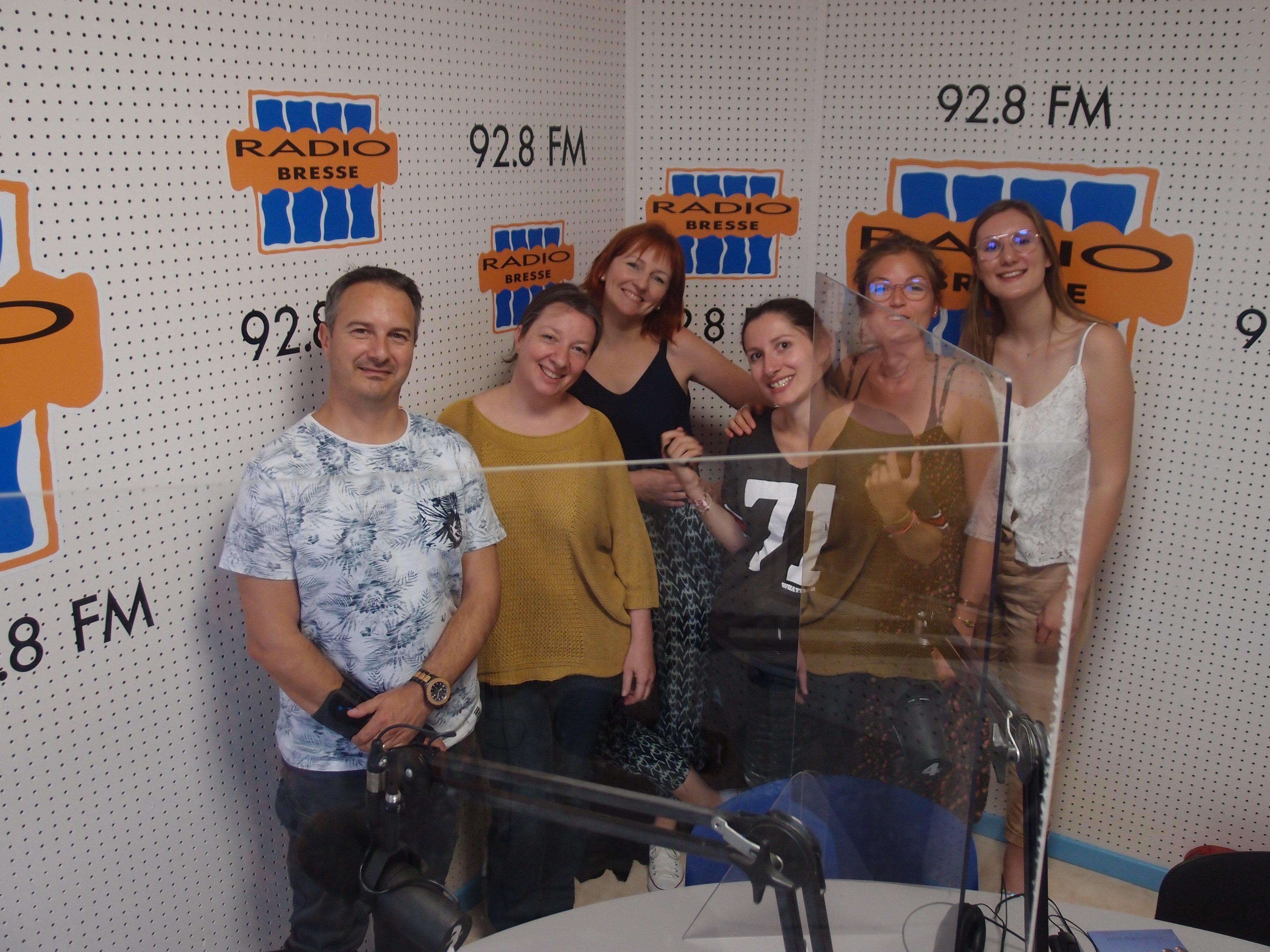 "Le groupe ""Chicks"" dans Radio Ziko Thérapie sur Radio Bresse"