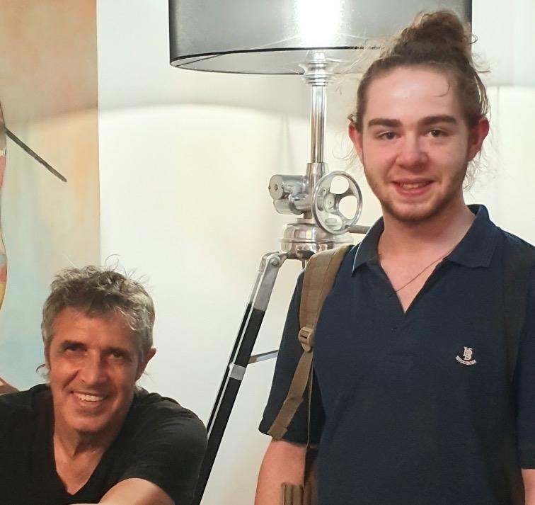 Interview de Julien Clerc