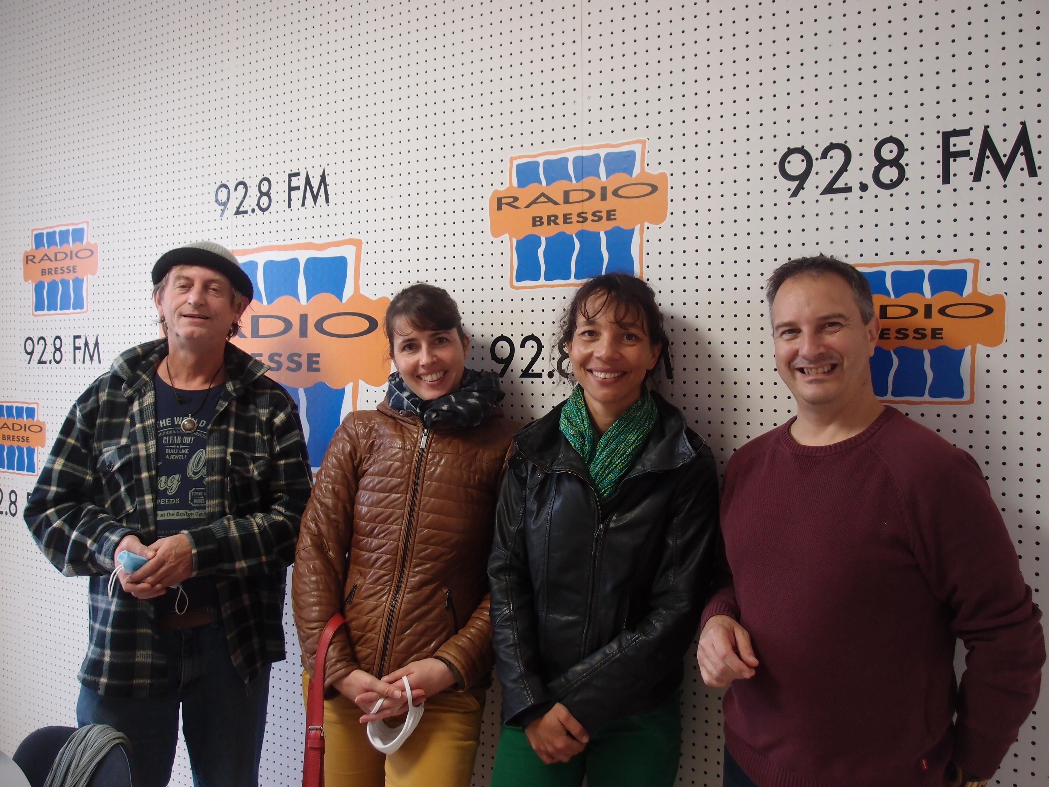 """Les Michelines"" dans Radio Ziko Thérapie"