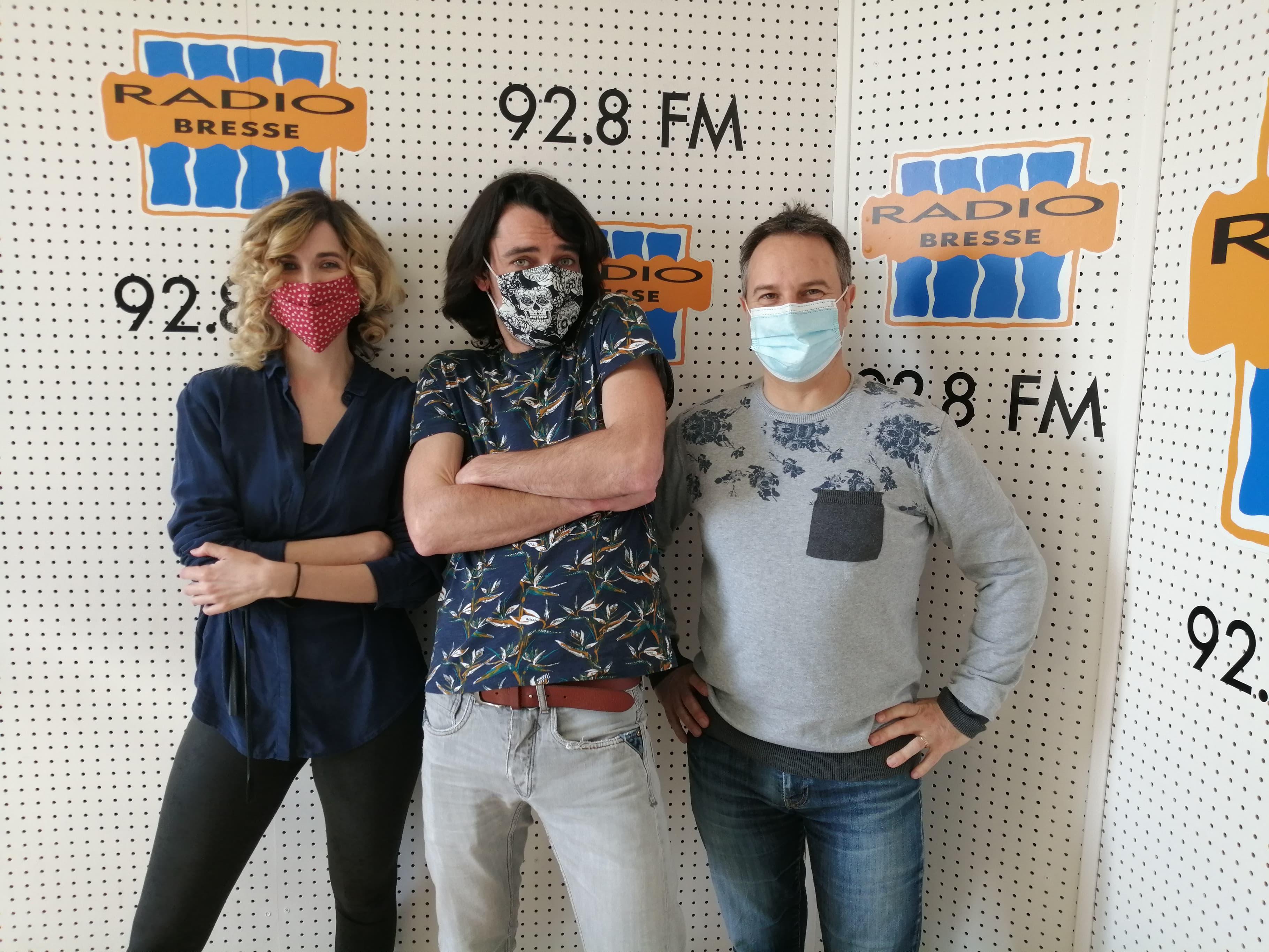 "Radio Ziko Thérapie avec ""Look Sharp"""