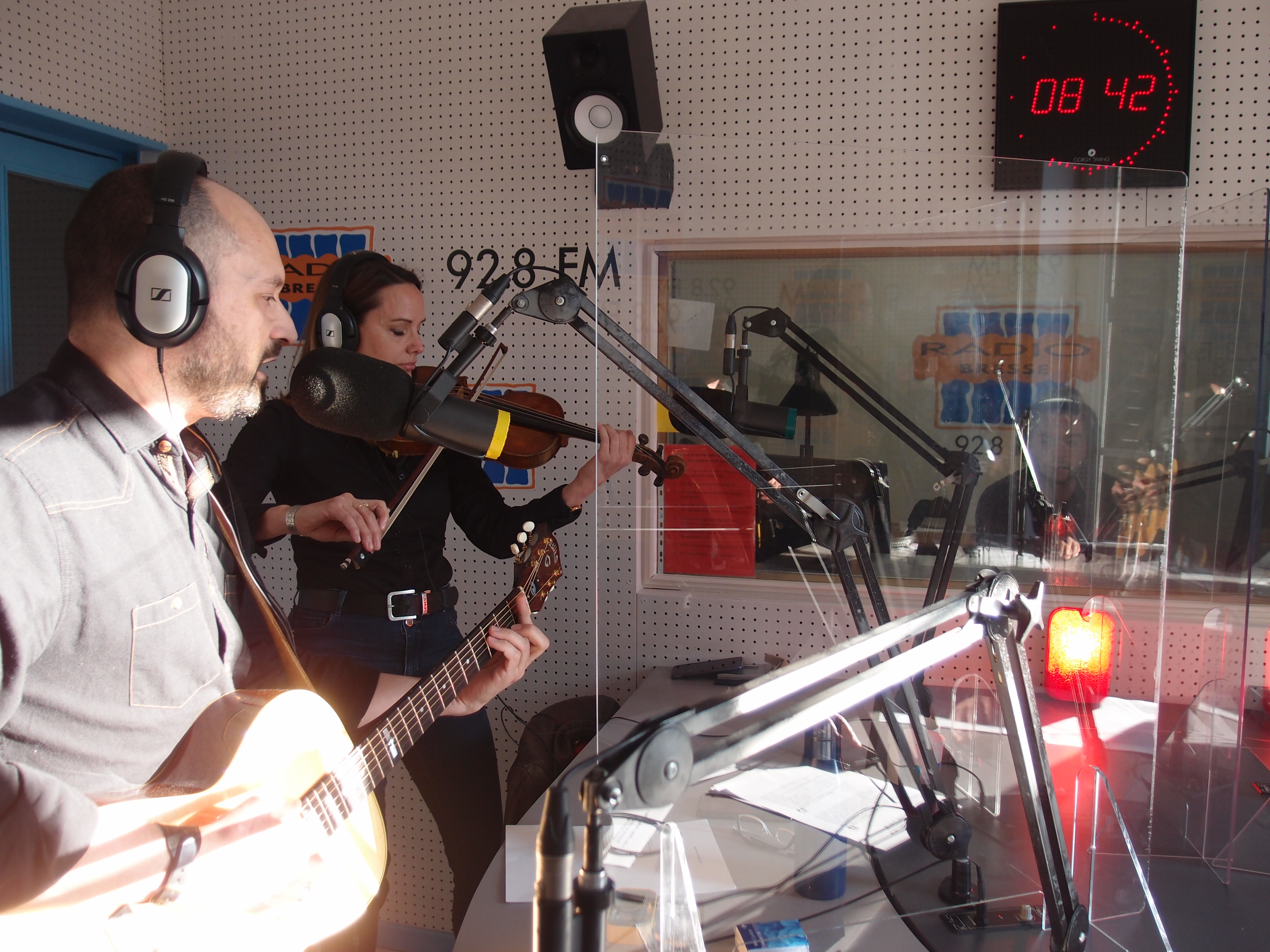 """Sioban"" dans Radio Ziko Thérapie"
